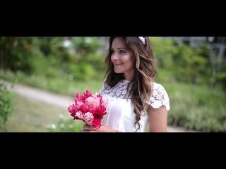 Seychelles. Wedding Alexander & Svetlana (instavideo)