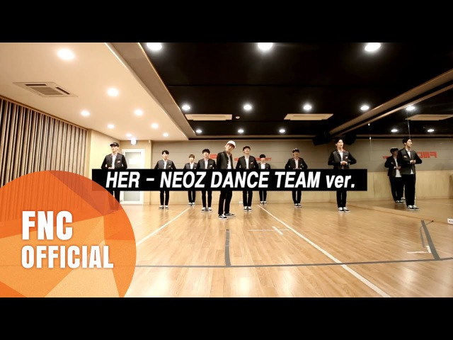 [d.o.b 1st Mission] HER - NEOZ DANCE TEAM ver.