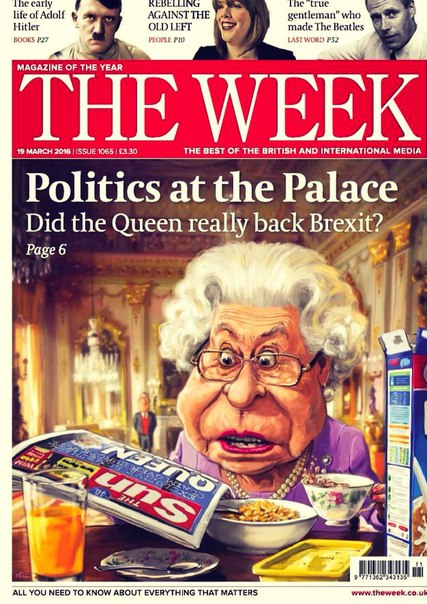 The Week - 19 March 2016