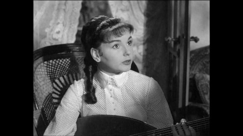 =Признания авантюриста Феликса Круля= (1957) Зузу о поцелуях