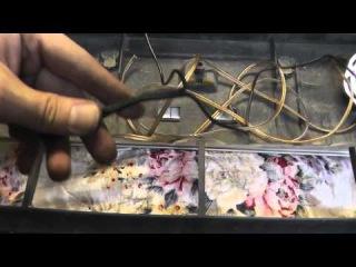 Мазда Трибьют: ремонт и обслуживание - Снятие бампера и установка дневных ходовых огней