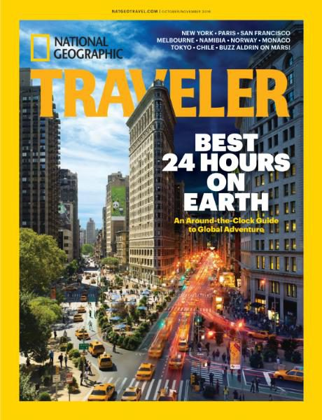 National Geographic Traveler USA - October November 2016