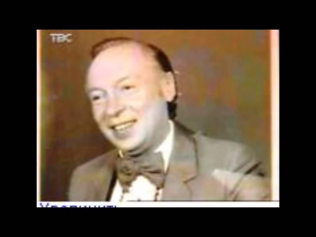Valery Obodzinsky (1942 - 1997).