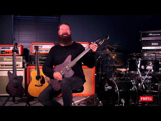 FRET12 Presents A Free Lesson from Slipknot's Jim Root Devil In I Loudwire Exclusive