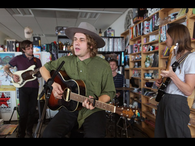 Kevin Morby NPR Music Tiny Desk Concert