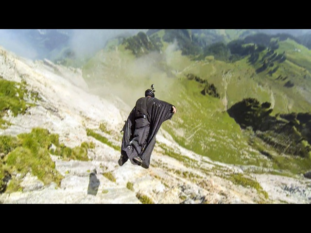 GoPro Wingsuit Pilot Jeb Corliss on His Crash and Recovery