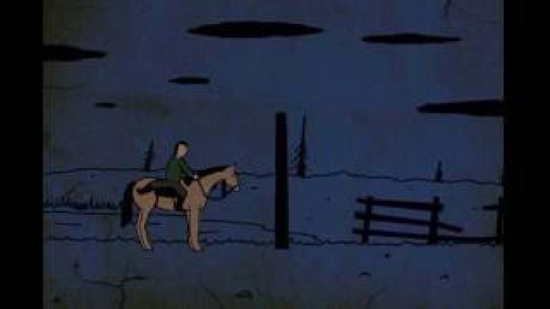 Хара Бэкир кэпсээннэр 4 серия Өтөх Анимационный ужастик