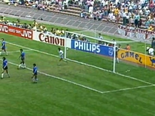Аргентина - Англия. Чемпионат мира-1986