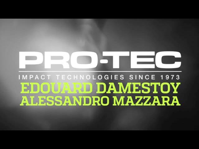 Euro Pro Tec Am's Alessandro Mazzara Edouard Damestoy