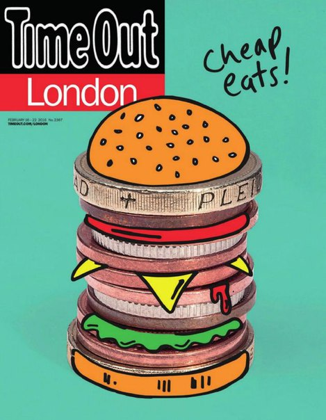 Time Out London - 16 February 2016 vk.com