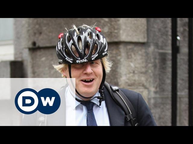 Борис Джонсон любитель оскорблений и эпатажа