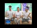 Жапон барабаны Тайкодо ойноо чеберчилигин таланттуу Азим, Ашым жана Айнура тартуулайт