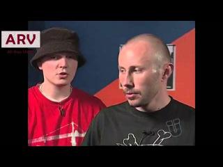 Urbana 20 (Гек, YG и Чекист) на ARV (All Rap Video)