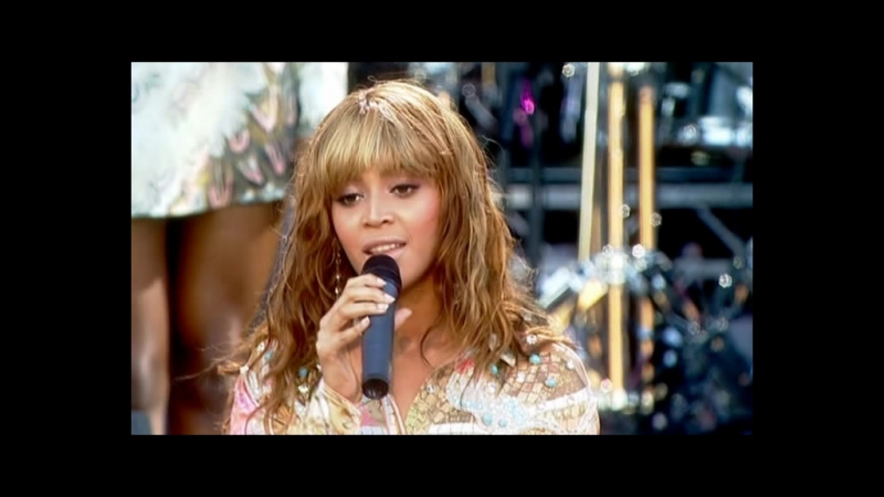Baby Boy and Crazy In Love (Aids Concert 29.11.2003)