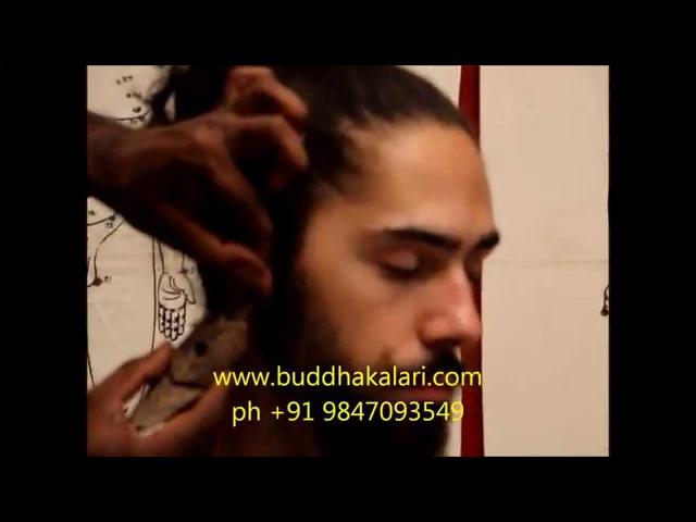 Awesome Kalari Massage Treatment Varma kalai treatment Marma massage treatment kalari training