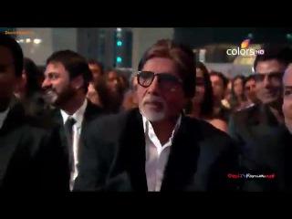 Выступление Шах Рукх Кхана на церемонии Stardust Awards 2015