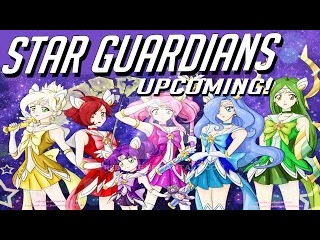 Star Guardians | Skins Jinx, Poppy, Lulu, Janna - Gameplay Reveal Upcoming! - League Of Legends