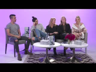 Kendall & Kylie Jenner Time of the Twins launch - Facebook live