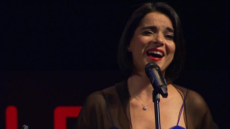 Amel Brahim-Djelloul at WORLD.MINDS