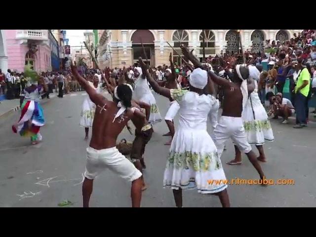 Palo Monte - Festival del Caribe 2015