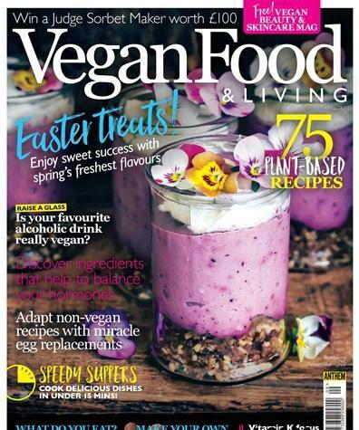 Vegan Food Living April 2017
