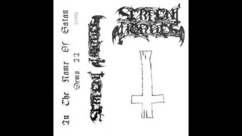 Serpent Hordes - Hail Satan (2001) (Raw Black Metal El Salvador)