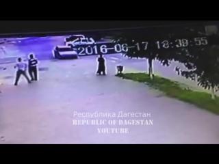ОСОБОЕ МНЕНИЕ: Дагестанский лихач в Буйнакске сбили женщину на перекрестке.  ()