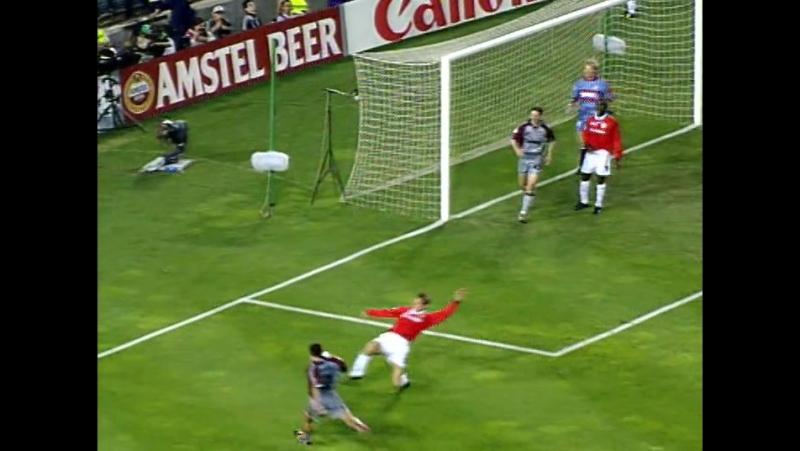 148 CL-1998/1999 Manchester United - Bayern München 2:1 (26.05.1999) 2H
