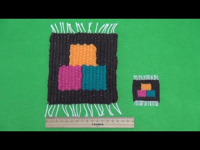 はじめての綴れ織り - 気軽に手織りを楽しむ方法
