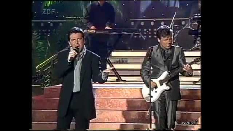 Modern Talking Brother Louie New Version ZDF Show Palast 18 04 1999