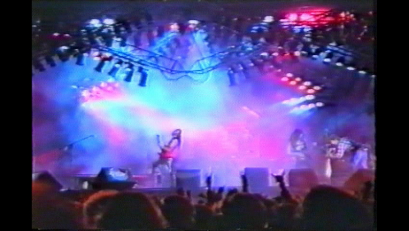 Фестиваль Монстры Рока СССР 1990 - Круиз (УДС Крылья Советов (Сетунь)-1