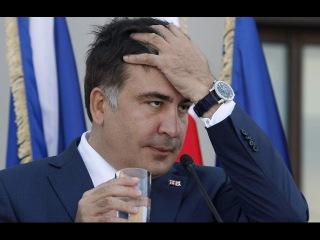 Скандал на передаче Шустера  Евгений Червоненко и  истерика у Саакашвили