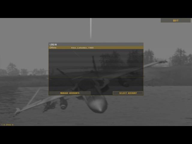 Battlefield 2 2005 main menu ULTRA HD