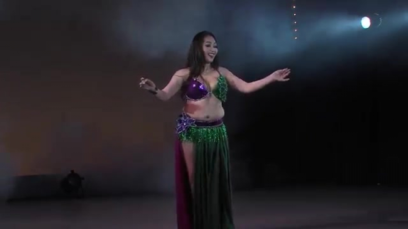 SAYAKAベリーダンス Shaabi song 2016