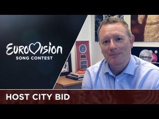 Jon Ola Sand provides an insight into the Host City Bid