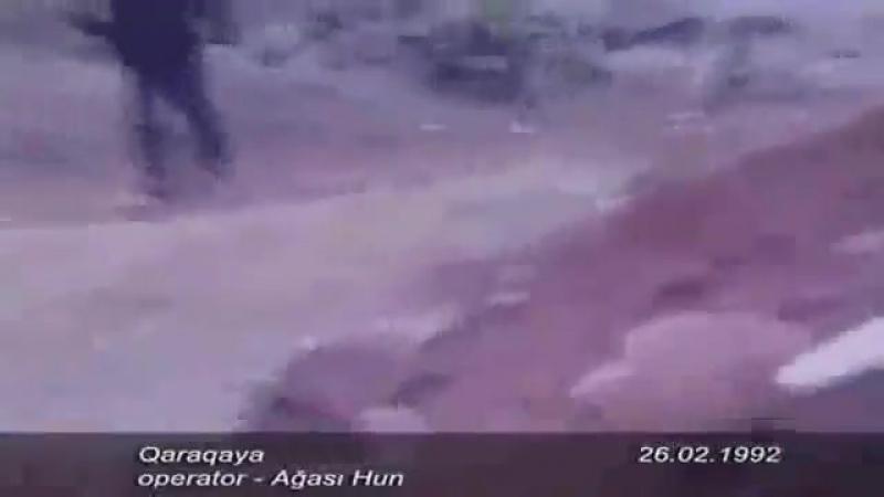 Xocalı türk operatorun çəkilişi