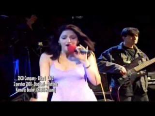 Bleona Qereti - Nese me don fort LIVE Prishtinë