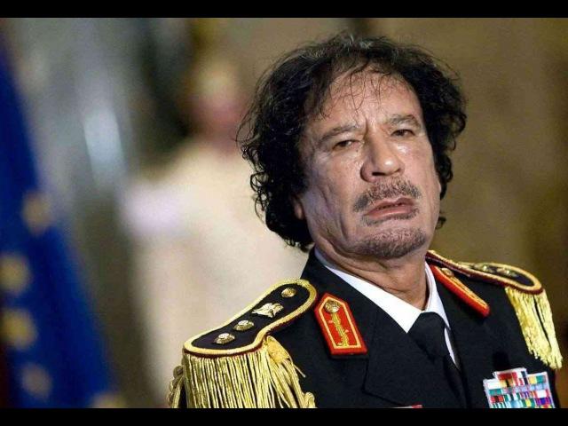 Kaddafiyi Ölüme Götüren Konuşma