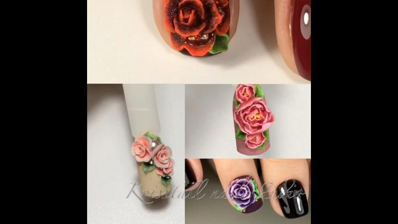 исправность пошаговое фото лепки розы акрилом панорамный
