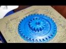 3D принтер - Демонстрация работы в SB Servis