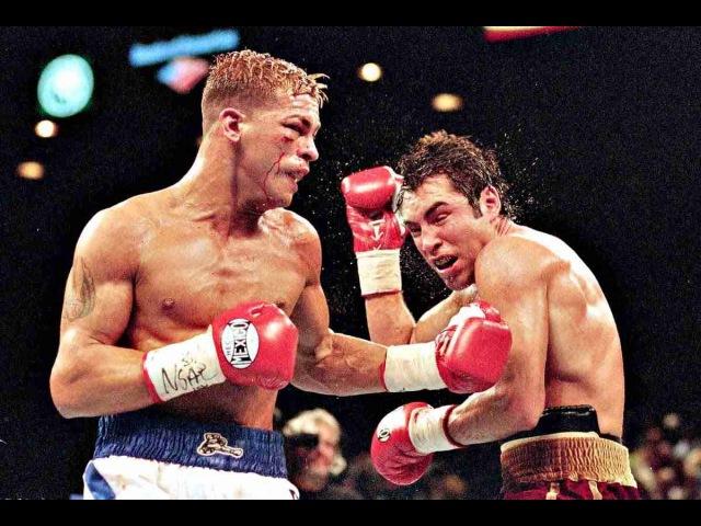 Бокс Артуро Гатти Оскар Де Ла Хойя ком Гендлин Oscar De La Hoya vs Arturo Gatti