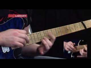 Lick Library - Essential Guitar Practice Routines - Tapping Technique Andy James Performance