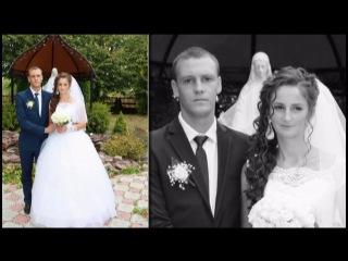 Весільна прогулянка Ганни і Михайла