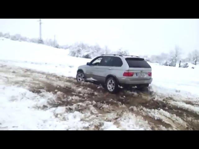 Snow Off Road Lagodekhi