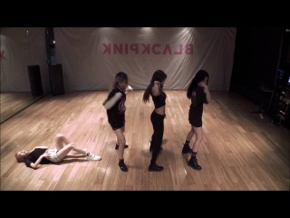 BLACK PINK- BOOMBAYAH DANCE PRACTICE MIRRORED