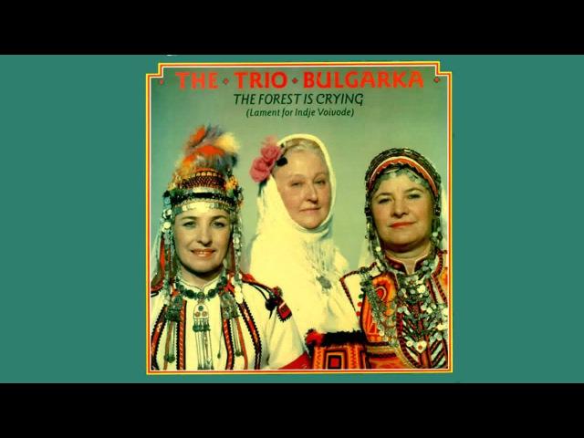 Трио Българка Заплакала е гората Trio Bulgarka The Forest Is Crying Full Album