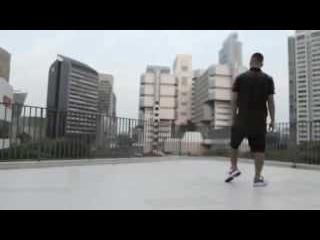 Ben Wichert and Majid Skyline Freestyle (Singapure)