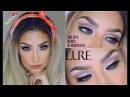 Maquillaje una sola marca : LURE COSMETICS bellisima one brand MAKEUP TUTORIAL| auroramakeup