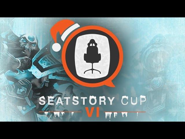 Firebat vs Ostkaka SeatStory Cup VI 2016 Group E Deciders Match