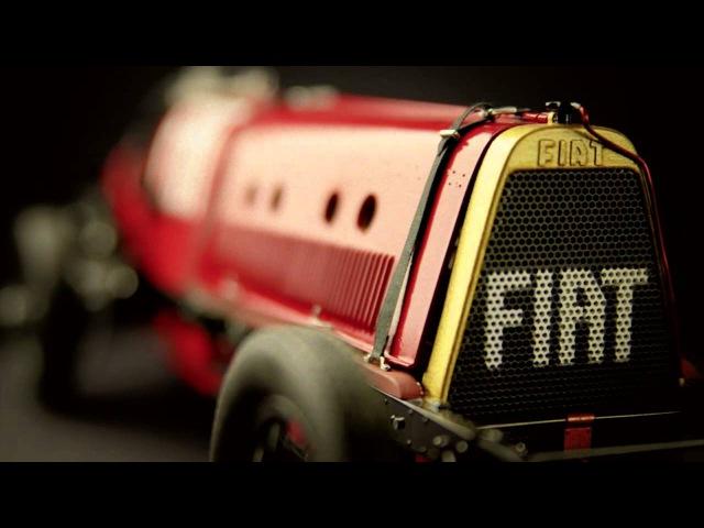 Italeri - Fiat Mefistofele model kit